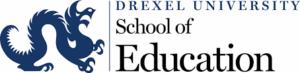 Drexel Univ. School of Education logo